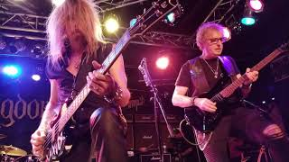 KINGDOM COME. 30 Year Anniversary Tour 2018-2019 (video 2 of 3) @ Count's Vamp'd Rock Bar. Las Vegas