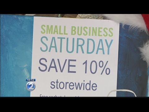 Local business discounts help drive customers to 'shop small'