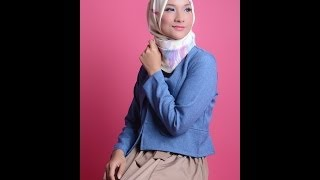 """Hijab Tutorial 71 """"Turkish Style"""" by Ajeng HML Thumbnail"""