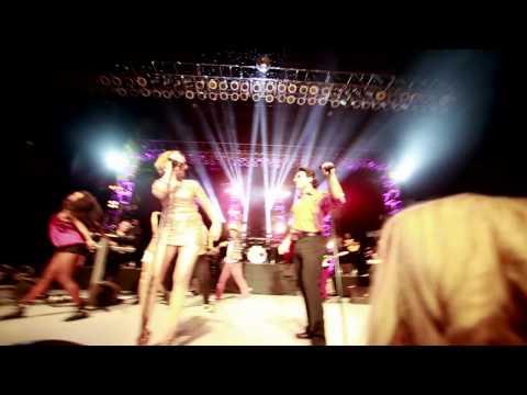 "Andy & Shani - ""DJ"" live at The Greek Theatre 8/4/12"