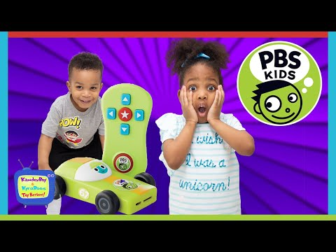 Fun With PBS KIDS Plug & Play Streaming Stick | Fun Without KB Dad
