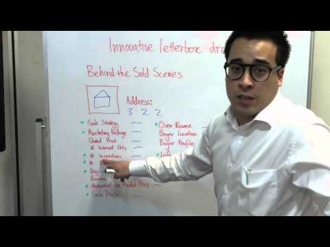 """""""Innovative Just Sold Drop"""" - Michael Choi - Real Estate Training"""