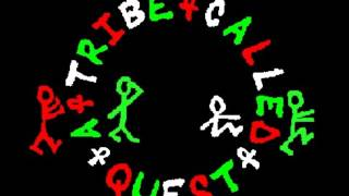 A TRIBE CALLED QUEST - FOOTPRINTS (HQ)