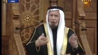 استقالة قاضي قضاة الأردن بعد 'خطبة نارية' ضد حكام الخليج ..فيديو