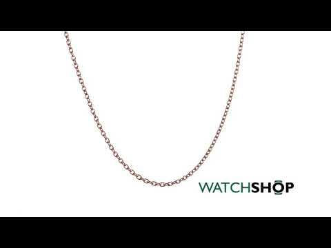 Links Of London Jewellery Ladies' Pendant Chain Diamond Cut Ball Chain 60cm (5022.0809)