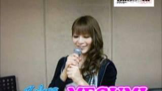 東京オートサロン2011イメージガールのA-CLASSの春菜めぐみさんです。