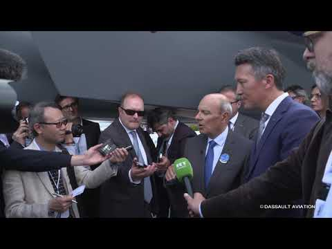 NGF - Questions/Réponses - Salon du Bourget 2019 - Dassault Aviation