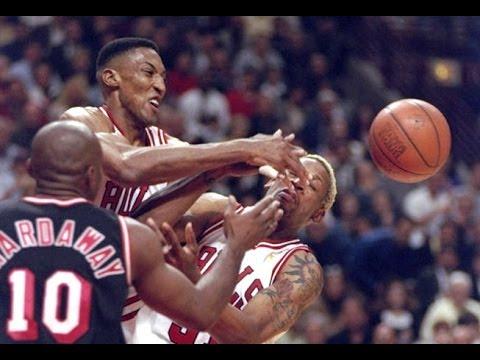 Bulls vs. Heat - 1997 Playoffs Game 3