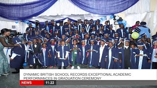 Dynamic British School Records Exceptional Academic Performances In Graduation Ceremony
