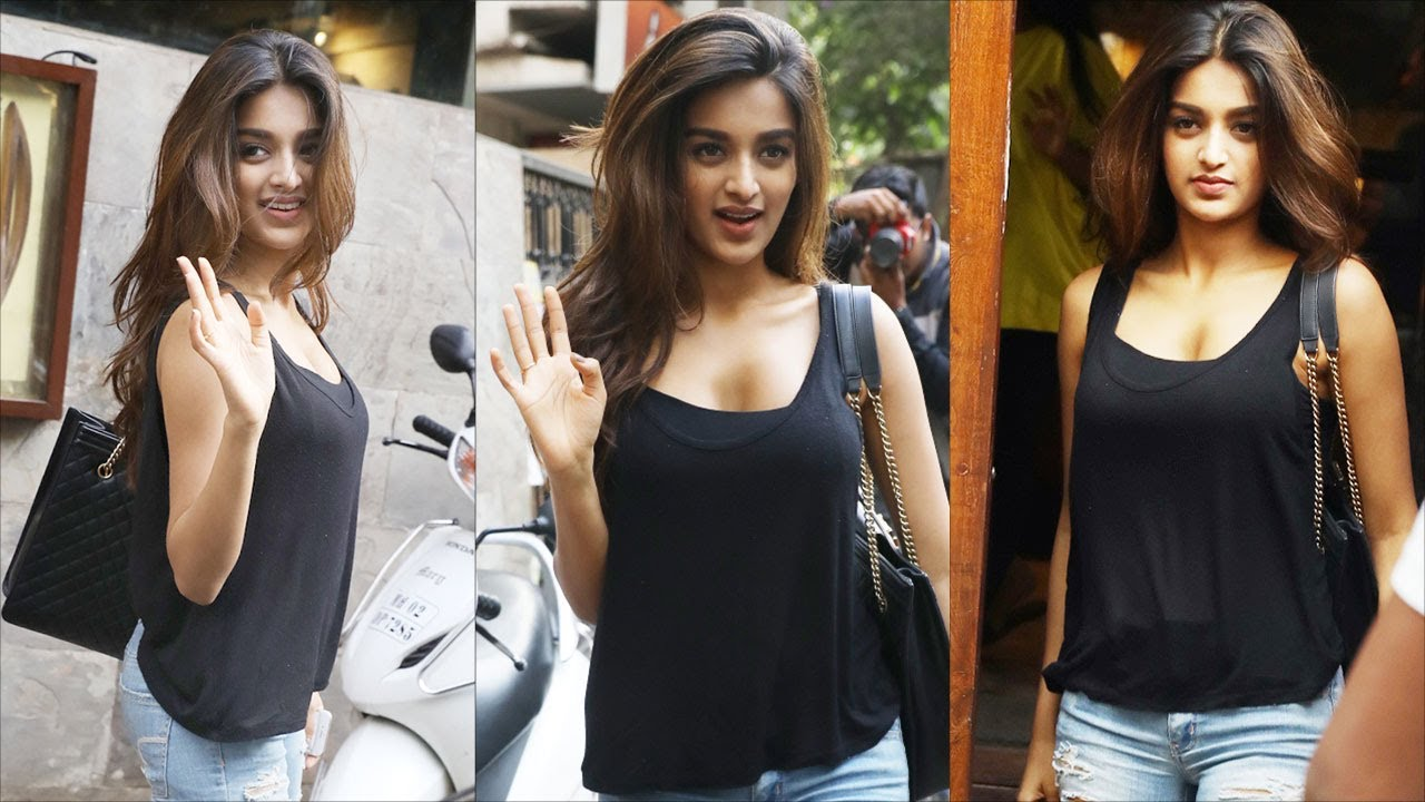 Niddhi Agerwal miffed with rumours