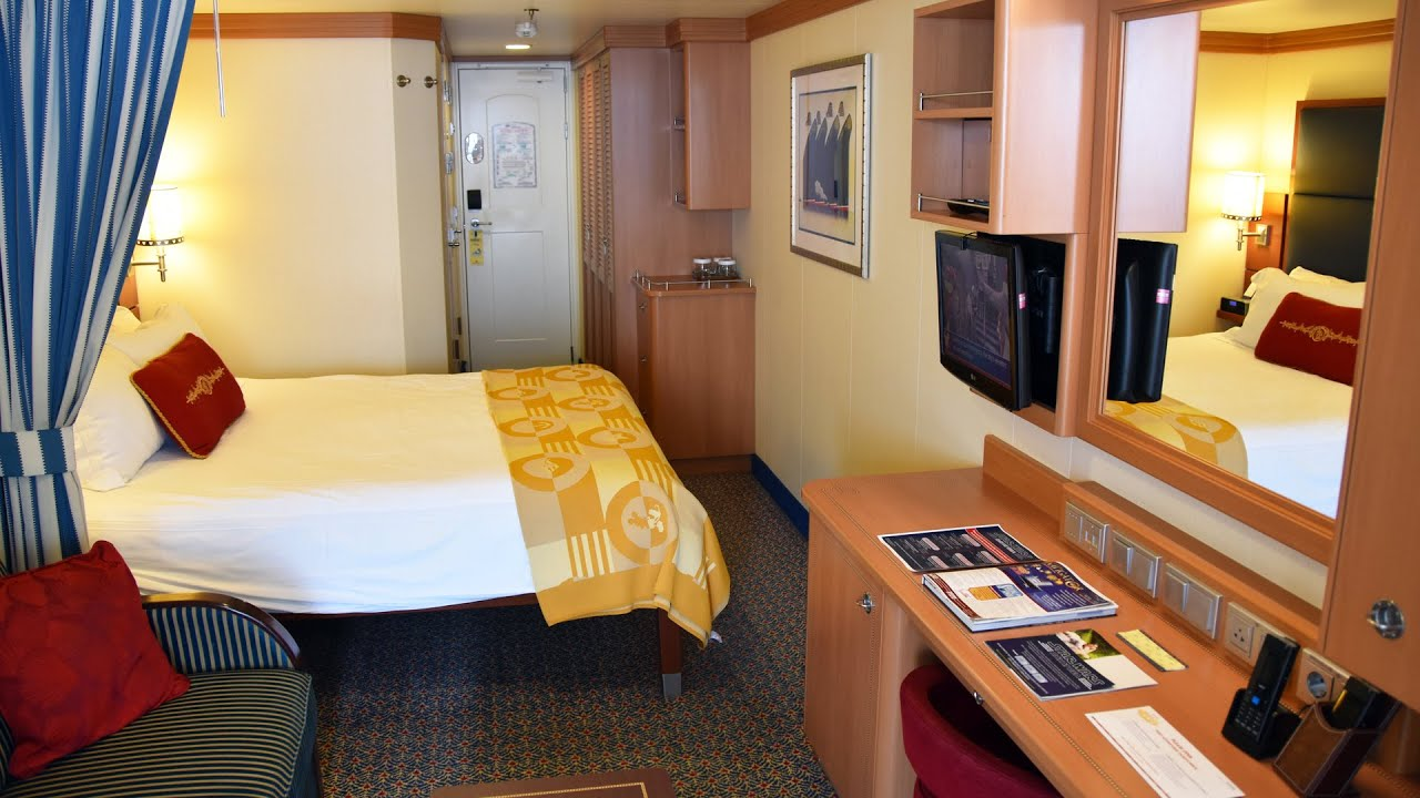 Exceptional Disney Fantasy Stateroom Tour 10160   Aft With Larger Balcony, Disney Cruise  Line