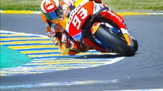 2018 French GP - Honda in action