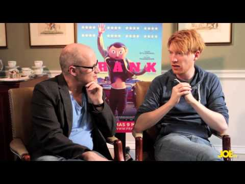 JOE meets Domhnall Gleeson & Lenny Abrahamson, star and director of tastic new Irish film Frank