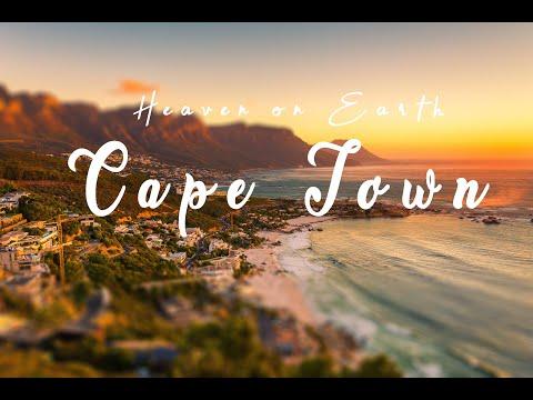 CapeTown story filmed with Mavic Air | Eastside