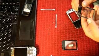 Замена тачскрина Nokia 202