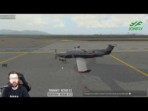 Pilatus PC12 HD Series X-Plane 11 KSLC to KENV on Pilotedge