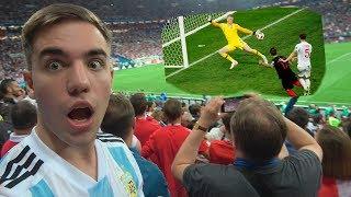Croacia vs Inglaterra 2-1 REACCIONES DE UN HINCHA ARGENTINO MUNDIAL 2018 RUSIA