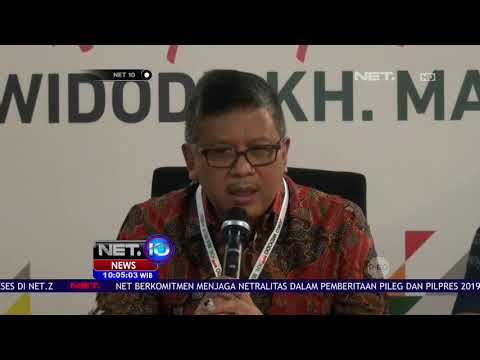 Tim Kampanye Nasional Bakal Lapor Polisi Terkait Kebohongan Ratna Sarumpaet - NET10