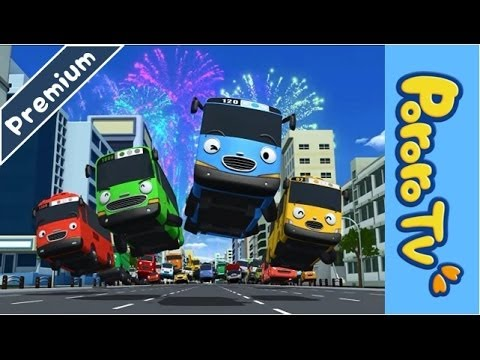 Thumbnail: [Tayo S2] Tayo the Little Bus♬ (opening theme song)