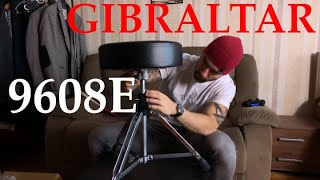 Gibraltar 9608E Drum Throne Review