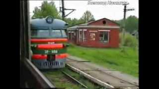 Вело- и ЖД-поездка по окрестностням Дмитрова (05.1997)(, 2014-01-09T19:32:15.000Z)