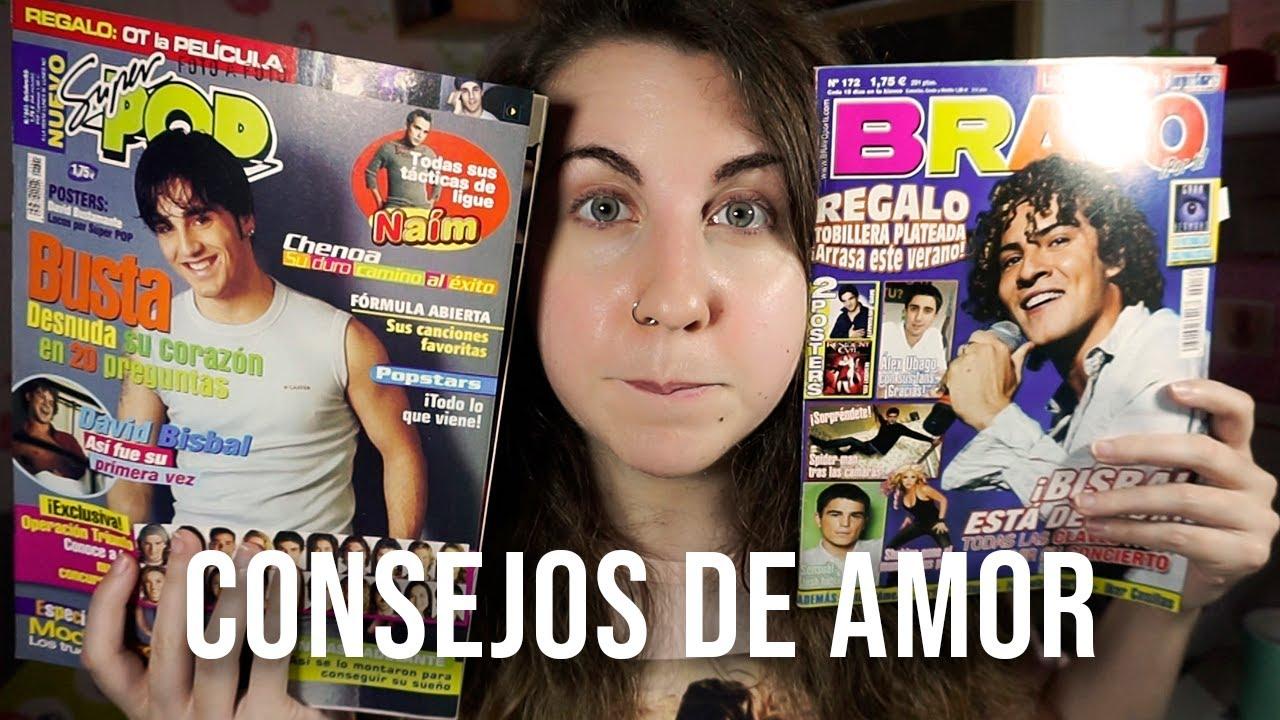 REPASANDO CONSEJOS DE AMOR DE LA SUPER POP Y BRAVO