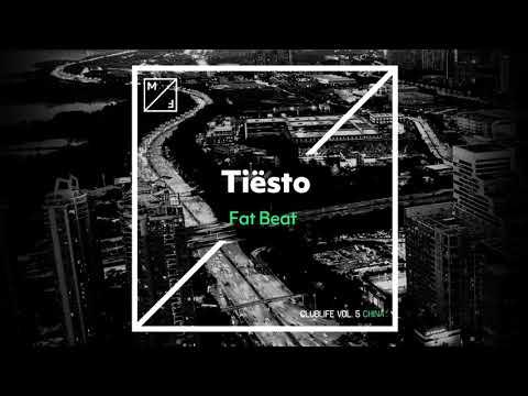 Tiësto - Fat Beat (David Puentez Remix)