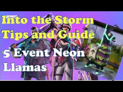 Into the Storm Tips and Guide