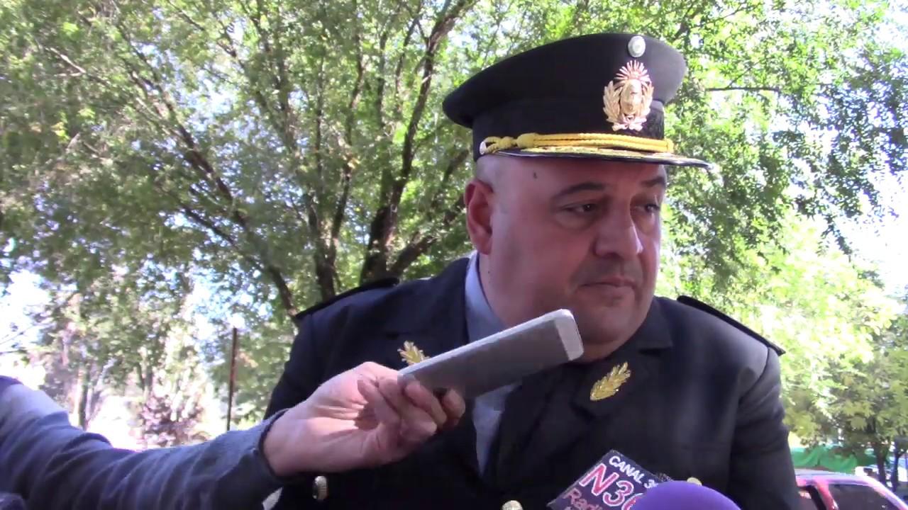 Resultado de imagen para norberto Lopez comisario inspector