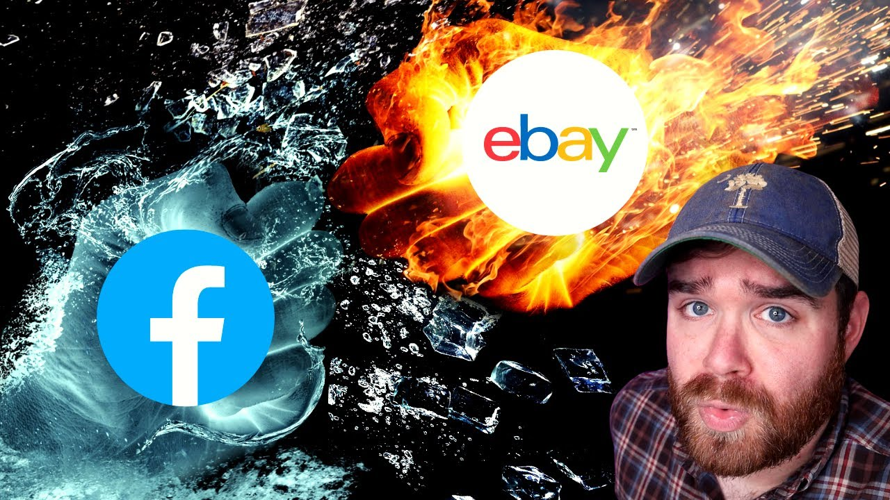Facebook Marketplace Will Eventually Take Over Ebay...Here's Why
