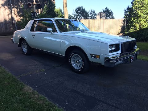 1980 Buick Regal Sport Coupe YouTube