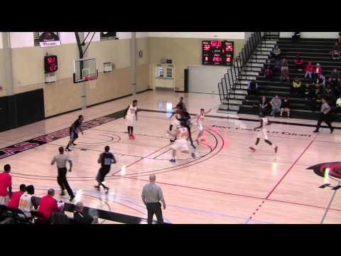 Columbia College vs Contra Costa College Men's Basketball Full Game 11-5-15