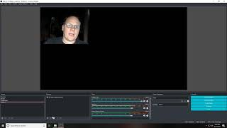 How to fix OBS single Webcam Not working in multiple scenes