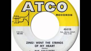 Watch Coasters Zing Went The Strings Of My Heart video