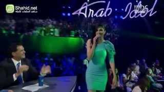 Arab Idol الأداء سلمى رشيد عالبال