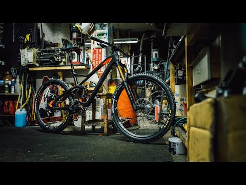 DREAM BUILD MTB - Rose Pikes Peak