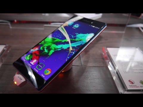 Новинка CES 2015: смартфон Lenovo Vibe X2 Pro