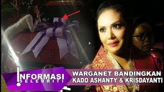 Download Video Aurel Dapat Kado Mobil Dari Ashanty, Hadiah Dari Krisdayanti Jadi Sorotan Warganet MP3 3GP MP4