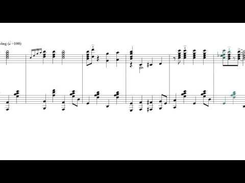 Jingle Bell Jazz by Jacob Koller