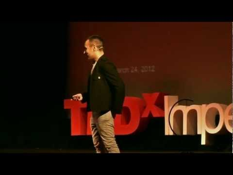 Spray-On Fabric: Manel Torres at TEDxImperialCollege