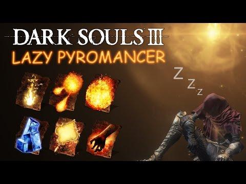 Dark Souls III PvP - The Lazy Pyromancer
