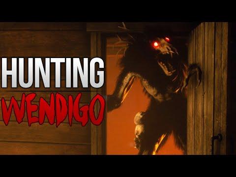 He Eats You When You're Sleeping - Hunting The Wendigo - Folklore Hunter