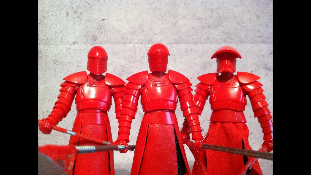 "Star Wars Black Series 6/"" Stormtrooper Executioner Praetorian Guard In stock"