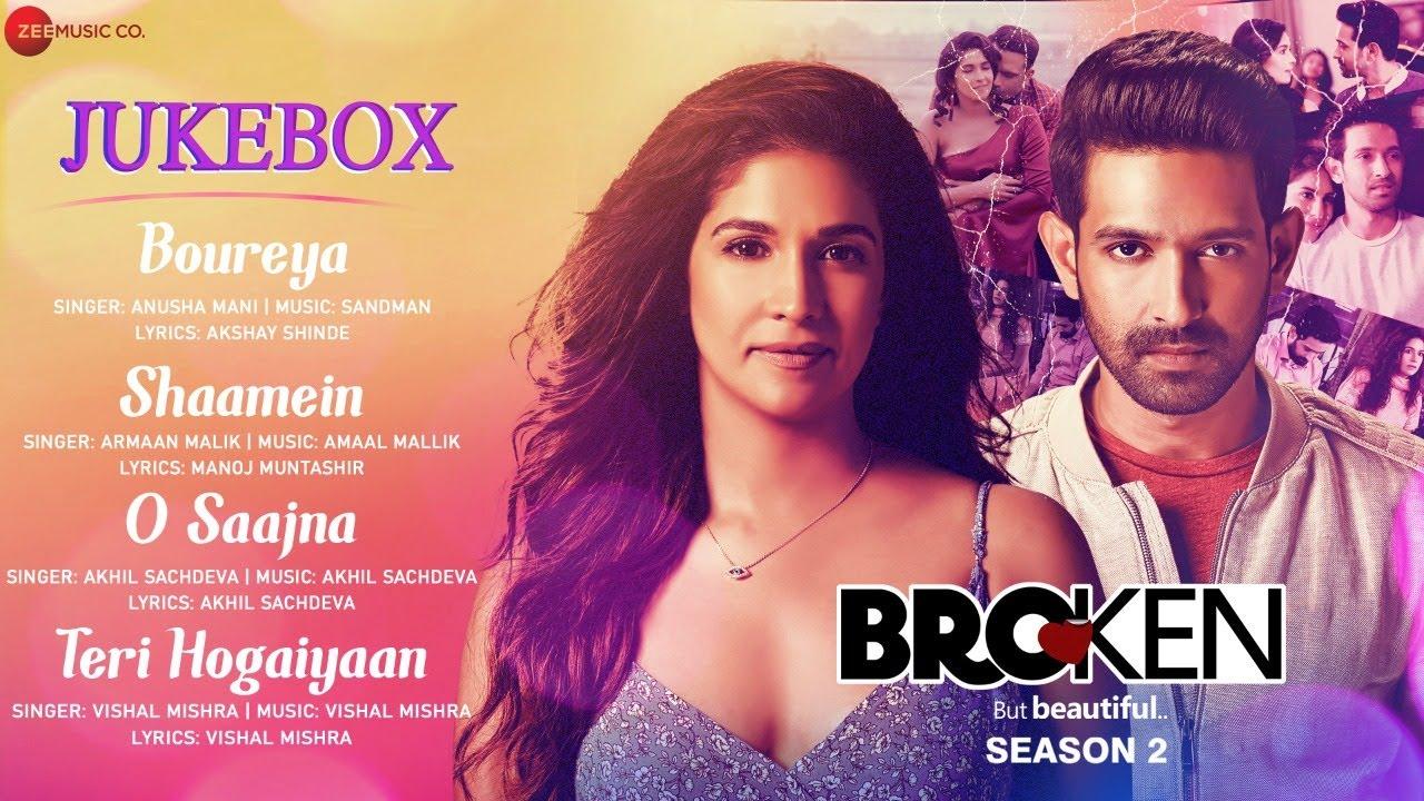 Broken But Beautiful | Season 2 - Audio Jukebox | Vikrant Massey & Harleen Sethi