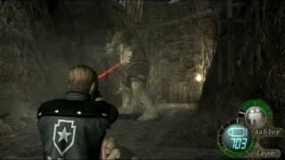 Resident Evil 4 PC  -  Best Mods High-Res