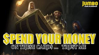 Three EXPENSIVE CARDS you should buy
