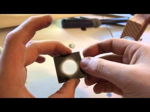 DIY Vintage-Look Camera Smoke Filter