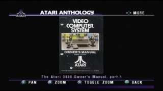 Atari Anthology Games