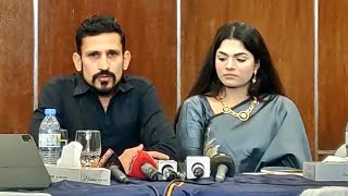 মুখ খুলেছেন নাসির, তামিমা মিডিয়ার সামনে। দেখুন কি বলছেন তারা - Nasir Hossain Press Conference
