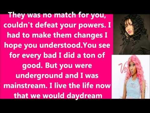 Dear Old Nicki Clean Version By Nicki Minaj
